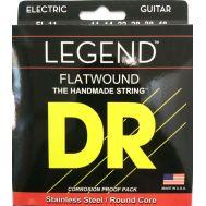 Струны для электрогитар LEGEND DR FL-11 (11-48).