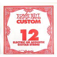 Струна для электрогитары Ernie Ball 1012 0.12