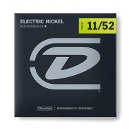 Струны для электрогитары Dunlop DEN1152 EG-NKL 11-52