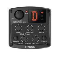 Темброблок  Cherub GT-4 (цифровой 3-х полосный с тюнером и контролем средних частот)