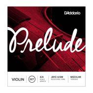 Струны для скрипки D'ADDARIO J810 4/4 M