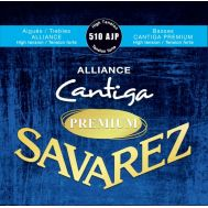 Струны для классической гитары Savarez 510 AJP