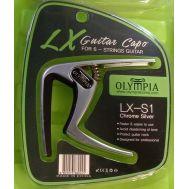 Каподастр для классической гитары Olympia LX-S1