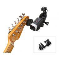 Крепление для видеорекордера Q4 на гитару Zoom GHM-1.
