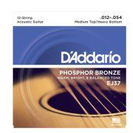 Струны для акустической гитары Dunlop DAP1252J MEDIUM 12-52