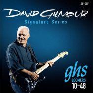 Струны для электрогитары GHS GB-DGF