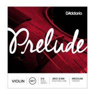 Струны для скрипки D'ADDARIO J810 3/4 M