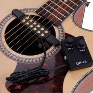 Звукосниматель для акустической гитары BRAHNER HQ-6B