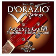 Струна для классической гитары Dorazio 64202 №2