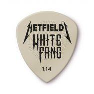 Медиатор Dunlop HETFIELD'S WHITE FANG™ PH122P1.14 WHITE FANG