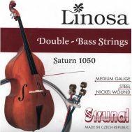 Струны для контрабаса Strunal Saturn Linosa 1050-4/4