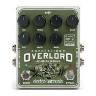 Педаль эффектов Electro-Harmonix Operation Overlord