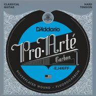 Струны для классической гитары D'addario EJ46 FF