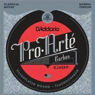 Струны для классической гитары D'ADDARIO EJ45 FF