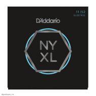 Струны для электрогитары D'addario NYXL1152.