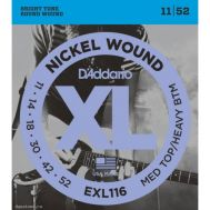 Струны для электрогитары D'addario EXL116.