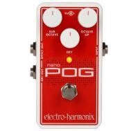 Педаль эффектов Electro-Harmonix NANO POG