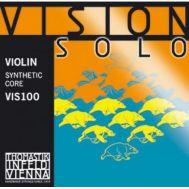 Комплект струн для скрипки размером 4/4 Thomastik VIS100 Vision Solo.