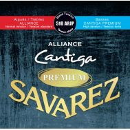 Струны для классической гитары Savarez Ref 510ARJP