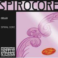 Струны для виолончели Thomastik Spirocore S789 1/2