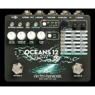 Педаль эффектов Electro-Harmonix Oceans 12