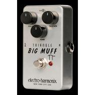 Педаль эффектов Electro-Harmonix Triangle Big Muff Pi .