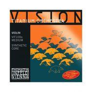 Комплект струн для скрипки Thomastik VIT100o Vision Titanium Orchestra.