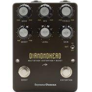 Педаль эффектов Seymour Duncan Diamondhead (11900-016 Diamondhead Distortion+ Boost Pedal)