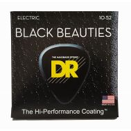 Струны для электрогитары DR BKE-10/52 BLACK BEAUTIES™