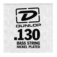 Одиночная струна для бас-гитары Dunlop DBN130 SNGLE .130 WND