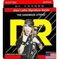 Струны для электрогитары DR AL-11 ALEXI LAIHO 11 - 50