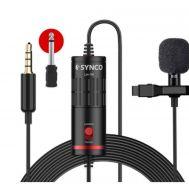 Всенаправленный петличный микрофон Synco Lav-S6