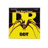 Струны для электрогитары DR DDT-9 - DDT™ 9-42