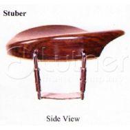 Подбородник для скрипки WBO VC06Ru-4/4 модель Stuber. Форма крепления - U