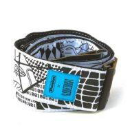 Гитарный ремень Dunlop ILD07 STRAP I LOVE DUST ELECTRONIC TEA
