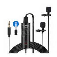 Всенаправленный петличный двойной микрофон Synco Lav-S6D
