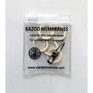 Мембрана для казу CLARKE MEMBRANES FOR KAZOO (набор 5 шт.)