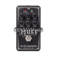 Педаль эффектов Electro-Harmonix Nano Metal Muff with Noise Gate