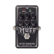 Педаль эффектов Electro-Harmonix Nano Metal Muff with Noise Gate