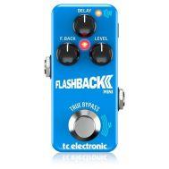 Напольный гитарный процессор TC ELECTRONIC Flashback 2 Mini Delay