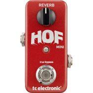 Педаль эффектов T.C. Electronic Hall Of Fame Reverb Mini