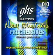 Струны для электрогитары GHS PRDM 10-52