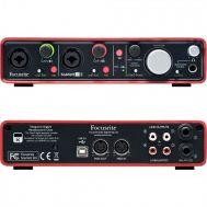 Аудиоинтерфейс FOCUSRITE Scarlett 2i4 USB 2 gen