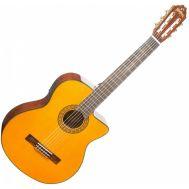 Классическая гитара со звукоснимателем Washburn C44CE