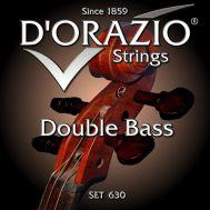 Струны для контрабаса D'ORAZIO 630