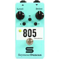 Педаль эффектов Seymour Duncan 805-Overdrive