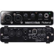 Аудиоинтерфейс Roland UA-22 Duo-Capture EX