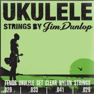 Струны для укулеле-тенор Dunlop DUY303 Tenor