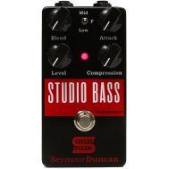 Педаль эффектов Seymour Duncan Studio Bass Compressor Pedal
