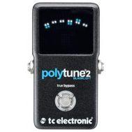 Тюнер T.C. Electronic PolyTune Blacklight